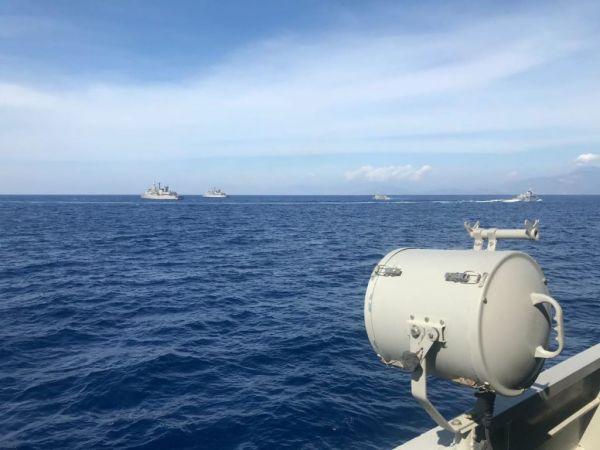 Ελληνοτουρκικά : Πώς το ελληνικό ναυτικό ξετρύπωσε τα τουρκικά υποβρύχια και έστησε «τείχος» στο Oruc Reis