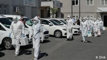 H Toυρκία ενδέχεται να παραποίησε στοιχεία που αφορούν τα πραγματικά κρούσματα κορωνοϊού
