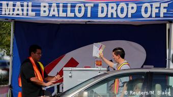 Σε πολλές πολιτείες η συλλογή και καταμέτρηση των επιστολικών ψήφων μπορεί να διαρκέσει εβδομάδες