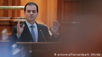 Στο πλευρό της Γαλλίας ο ρουμάνος πρωθυπουργός