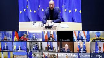 Κριτική από την SZ για τις ατομικές διαστάσεις στη διαχείριση του κορωνοϊού από την ΕΕ