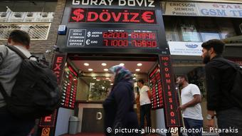Στα πρόθυρα χρεοκοπίας η Τουρκία;