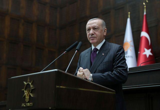 Ερντογάν : Αυτό τον αιώνα θα λάμψει περισσότερο το αστέρι της Τουρκίας