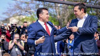 Υποδειγματική θεωρεί και σήμερα ο Ζόραν Ζάεφ τη Συμφωνία των Πρεσπών