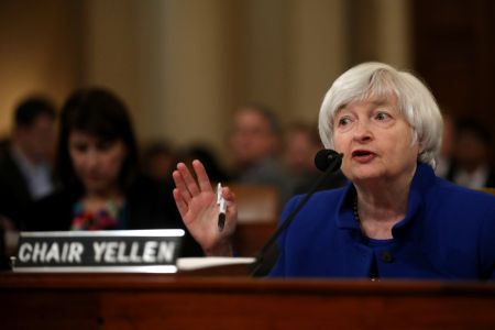 Federal Reserve Chair Yellen testifies before Congressional Joint Economic Committee in Washington