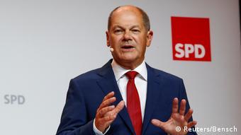 Δεν ανοίγει τα χαρτιά του για τον προϋπολογισμό ο υπουργός Οικονομικών και υποψήφιος του SPD για την καγκελαρία