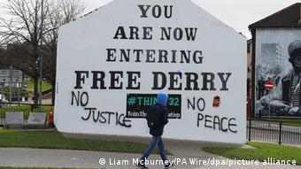 100 χρόνια Βόρεια Ιρλανδία, Λοντοντέρι