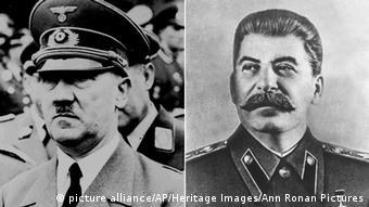 Αδόλφος Χίτλερ, Ιωσήφ Στάλιν,
