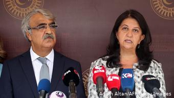 Τουρκία | HDP | Περβίν Μπουλντάν και Μιτάτ Σαντσάρ