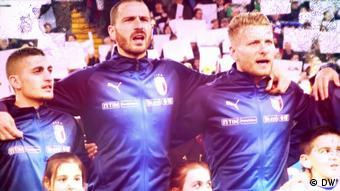 Ιταλική Εθνική Ποδοσφαίρου