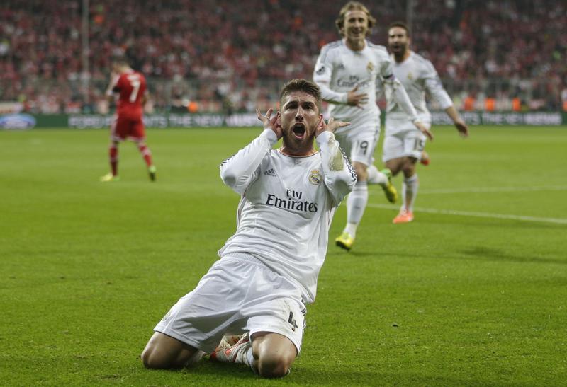 Early Ramos brace, Ronaldo goal has Bayern Munich near elimination - Follow Live - ProSoccerTalk | NBC Sports