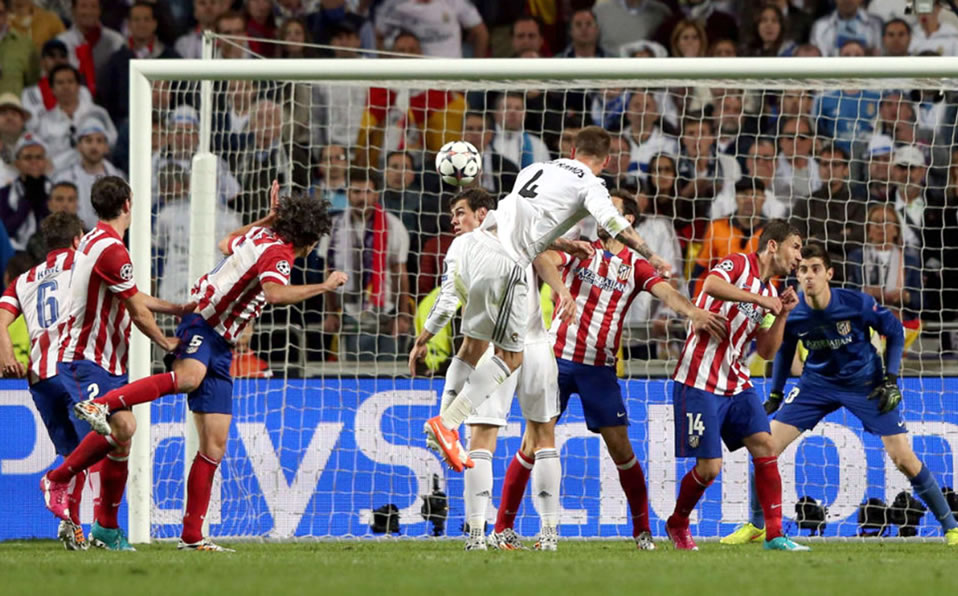 Sergio Ramos tells the secret of the header of La Décima with Real Madrid - World Today News