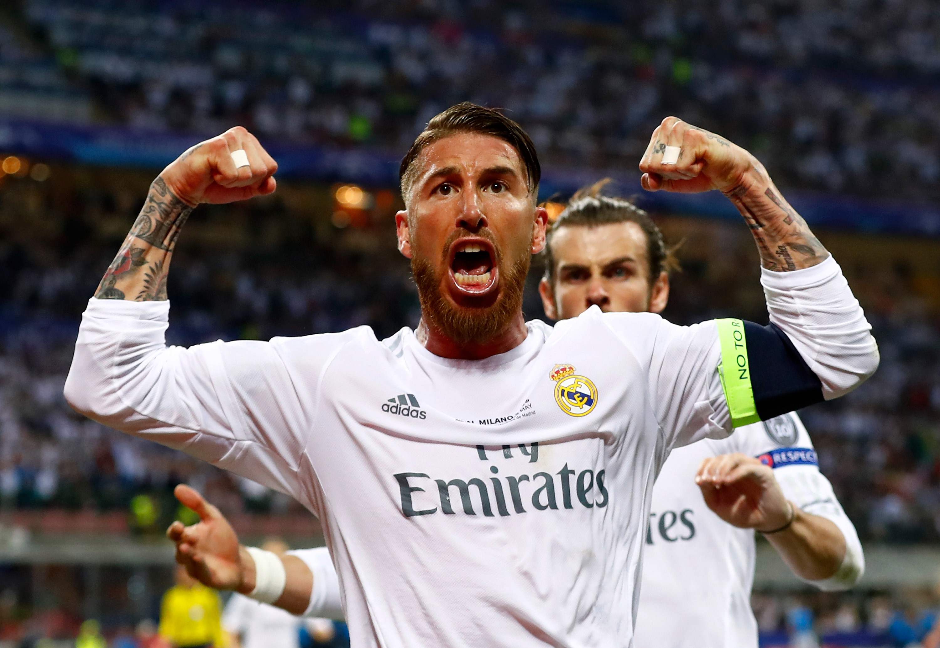 Real Madrid v Atletico Madrid Champions League: Sergio Ramos goal should not have counted | Metro News