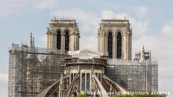 Γαλλία, Παρίσι, Νοτρ Νταμ,