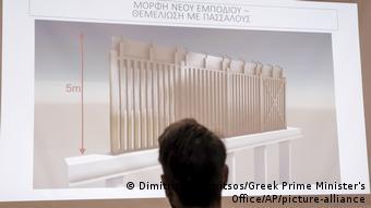 Ελλάδα / νέο τείχος στον Έβρο