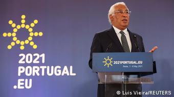 O πρωθυπουργός της Πορτογαλίας, Αντόνιο Κόστα