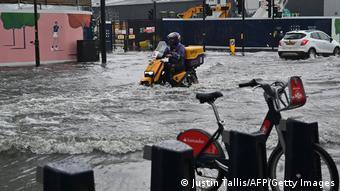 Λονδίνο | πλημμύρες