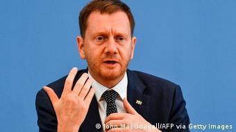 Ο πρωθπουργός της Σαξονίας, Μίχαελ Κρέτσμερ, έθεσε θέμα ηγεσίας του CDU